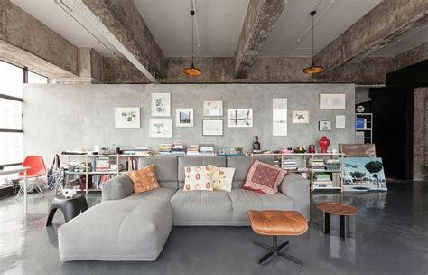Loft Design Ideas Modern Industrial Loft In Hong Kong By Mass Operations