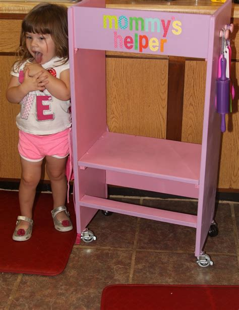 kitchen helper stool diy for the of food diy kid s kitchen helper stool