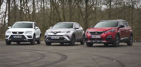seat ateca vs peugeot 3008 is better than toyota c hr and seat ateca in