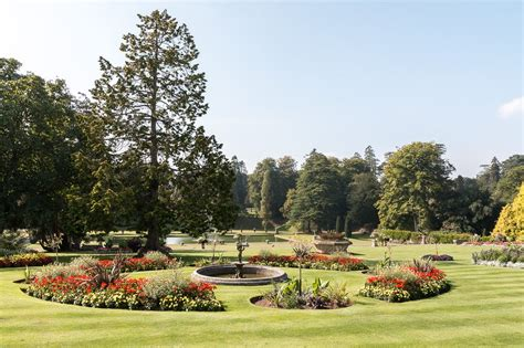 Bicton Park Botanical Gardens By The Dart Bicton Park Botanical Gardens