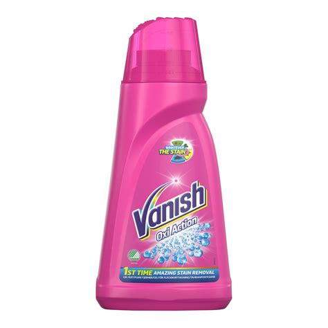 vanish produktutvalg flekkfjerner vanish no