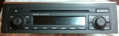 Audi Concert Ii by Audi Concert Radio Cd For Audi A4 For Sale In Sandyford