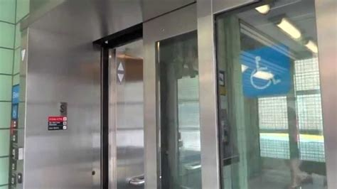 mitsubishi hydraulic elevator northern hydraulic elevator st george subway station
