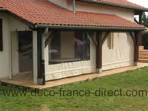 Rideau Coupe Vent Pour Terrasse