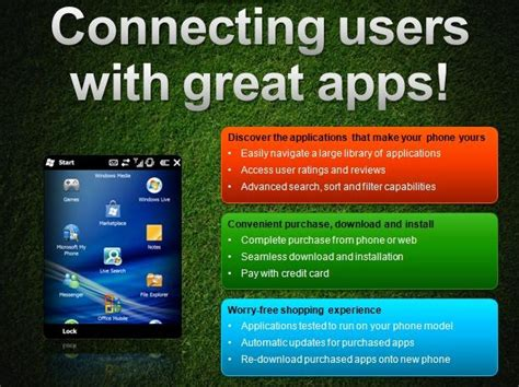 mobile app marketplace marketplace wmpoweruser