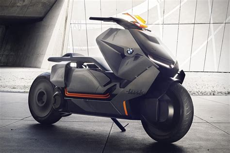 Bmw Concept Motorcycle by The Bmw Motorrad Concept Motorcycle Is Something Out Of A