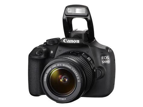 Kamera Canon Eos D1200 canon annuncia la dslr entry level eos d1200 e la
