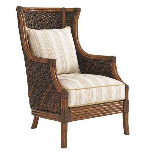 Bahama Recliner by Bahama Home Island Estate 1722 11 Back Wicker Rum Chair Hudson S Furniture