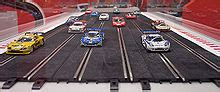 Monza By Table Toys slot car