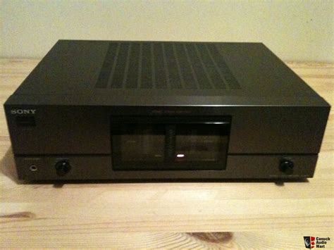 Power Lifier Home Theater sony ta n721 stereo multi channel home theater power lifier 135 wpc rms 8ohms photo