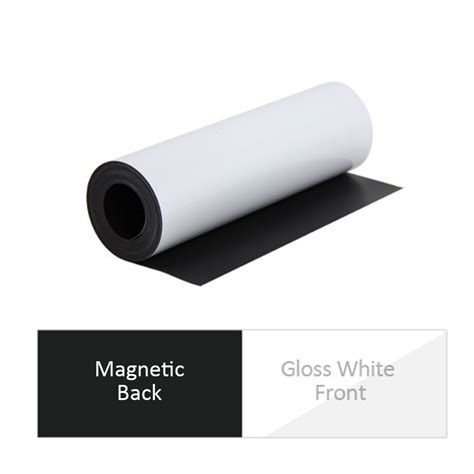 printable magnetic vinyl uk gloss white vinyl magnet sheet 0 8mm x 20cm x 20cm