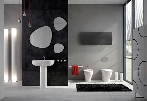 Kitchen Lighting Ideas For Small Kitchens stylish modern bath with an art deco twist decoist