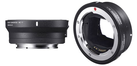 sigma mc 11 lens adapters galer