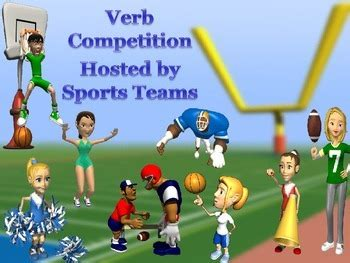 verb competition hosted by sports teams by reilly