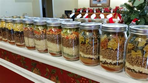 meals in a jar my food storage favorites easy and delicious meals in a jar