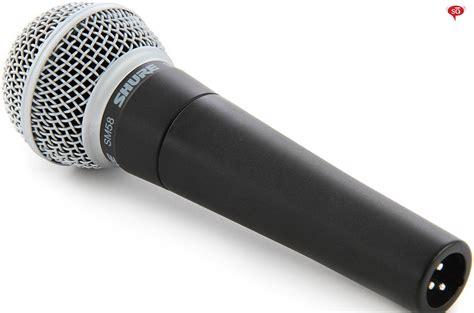 Shure Sm 58 Original shure sm58 lc microphones sudeepaudio