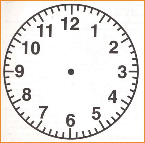 clock template for teaching time 9 clock template mucho bene