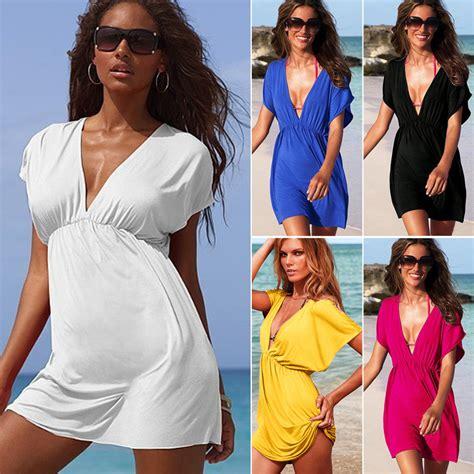 sarong haircut sarong haircut summer swimsuit women beach dress tunic
