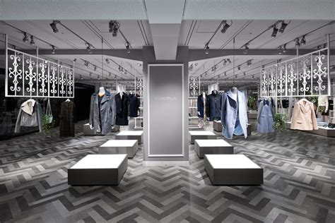 different tiles for flooring shoe department stores