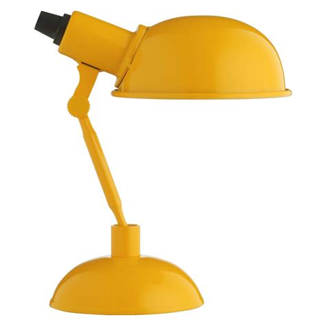 Yellow Desk Lamp Tommy Yellow Metal Desk Lamp Buy Now At Habitat Uk