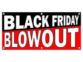 does all products on sale on amazon on black friday black friday blowout sale clearance store retail business