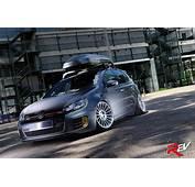Surf's Up Volkswagen Golf GTI MK6