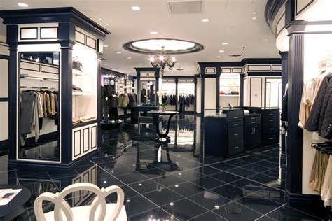 home design stores calgary la chic store by jwa design 187 retail design blog