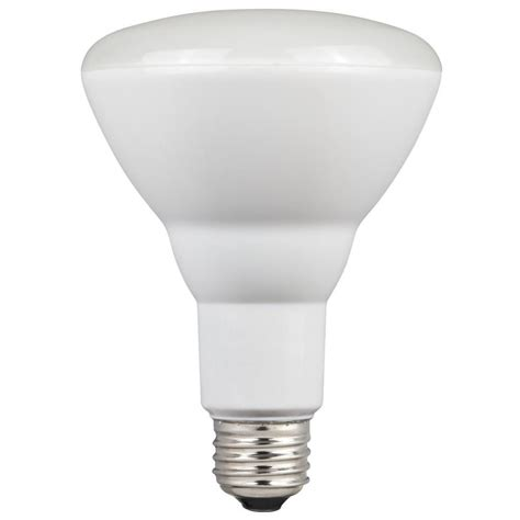 Br30 Led Light Bulb Westinghouse 65w Equivalent Daylight Br30 Dimmable Led Light Bulb 0514800 The Home Depot
