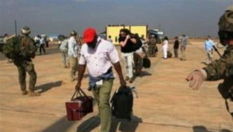 south sudan news on 14112016 u s embassy personnel evacuate south sudan video abc news