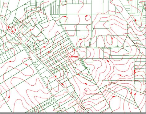 fort worth texas zoning map elevation contours usgs elevation contours withparcel map overlay