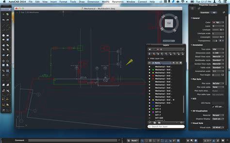 autocad 2014 full version for mac autodesk disponibili autocad 2014 e autocad lt 2014 per