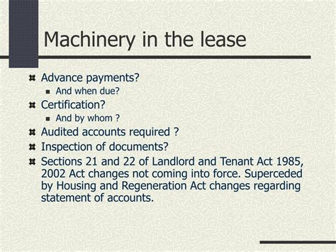 housing act 1985 right to buy ppt challenging service charges powerpoint presentation id 268537