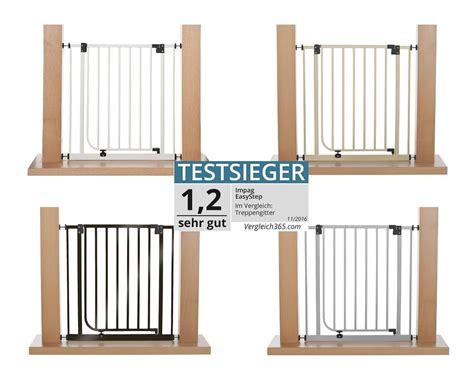Kindersicherung Treppe Ohne Bohren by Li Il Treppenschutzgitter Impag Selbstschlie 223 End Gut