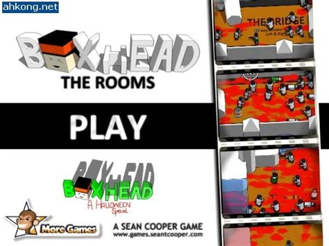 boxhead 2play rooms boxhead the rooms ahkong net