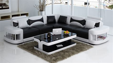 modern sofa set designs modern italian style corner wooden sofa set designs 0413