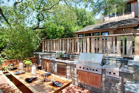 best outdoor kitchen designs 95 cool outdoor kitchen designs digsdigs