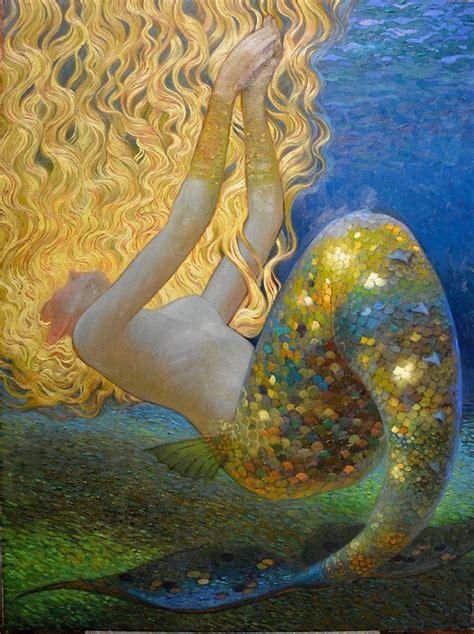 mermaid painting 25 best ideas about mermaid on beautiful