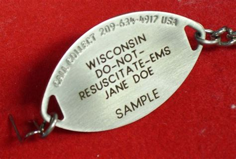 ?Do Not Resuscitate? Reminds Reader of  Germany
