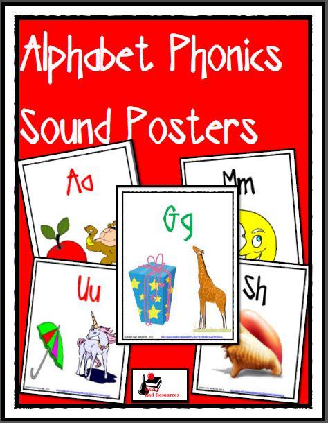 printable phonics poster classroom freebies free alphabet phonics posters