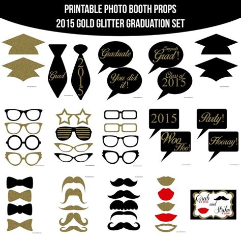 printable army photo booth props 17 best images about grad party on pinterest graduation