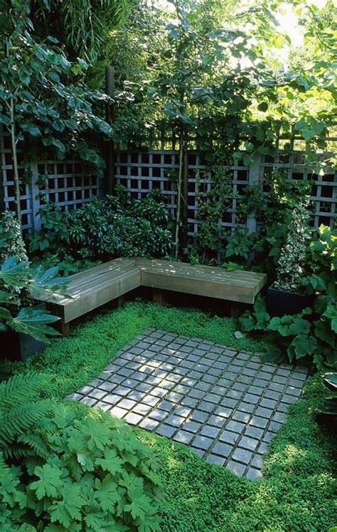Top 17 Private Patio Designs For Botanical Garden Easy Secluded Backyard Ideas