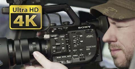 Kamera Sony Fs5 unitedfilm nov 225 uhd kamera od sony pxw fs5