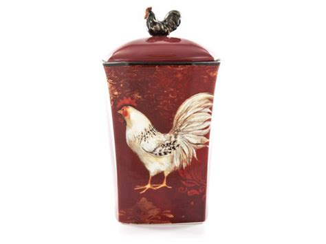 canisters 2018 rooster canisters kitchen products cottage