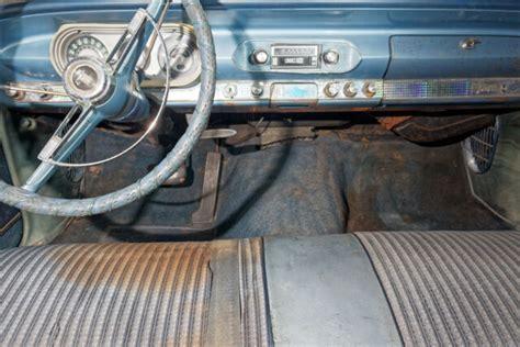 chevy ii nova  door  ci engine seized classic  chevrolet nova chevy ii  sale