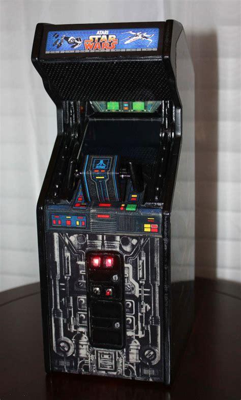 wars arcade cabinet wars mini smallest working arcade cabinet
