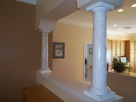 how to paint faux marble columns faux marble columns ocala faux finish