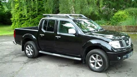 nissan navara 2009 engine nissan navara 2 5 dci 6 speed platinum 2009 58 www gap4x4