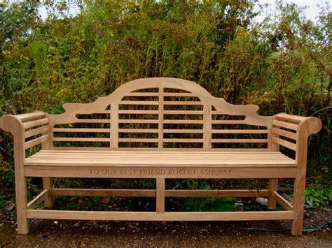 lutyens bench teak memorial benches lutyens teak bench 1900 lutyens bench treenovation