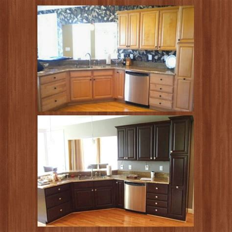 can kitchen cabinets be refinished 43 best images about cabinet refinishing on pinterest