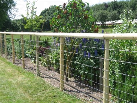 Wood And Wire Trellis Wood And Wire Fence Designs Fence Ideas